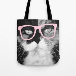 Hippest Cat 1 - Rose Tote Bag