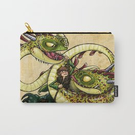 Hideous Hijinks Carry-All Pouch