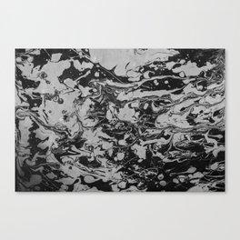Fluid Wavelengths Canvas Print