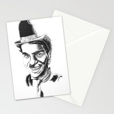 The Comedians Stationery Cards