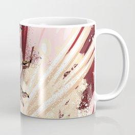 Wasp on flower 7 Coffee Mug