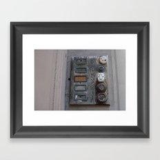 Poverty Framed Art Print
