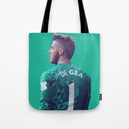 David De Gea - Manchester United Tote Bag