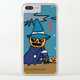 Pyro Jack and Jack Frost (SMT) Clear iPhone Case