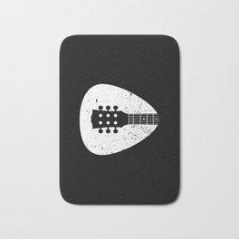 Rock pick Bath Mat