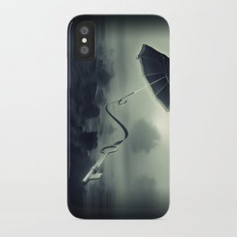 Hope Floats Away iPhone Case