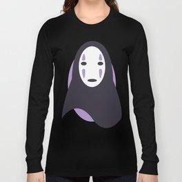 No-Face Long Sleeve T-shirt