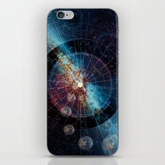 Space Music iPhone & iPod Skin