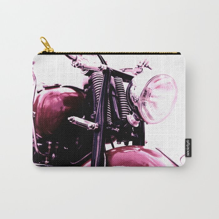 Motorcycle Carry-All Pouch