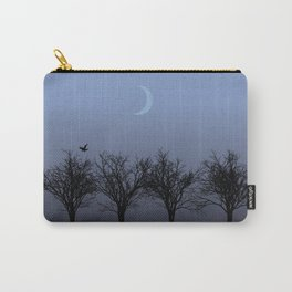 4 Trees Carry-All Pouch