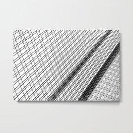 Skyscraper Metal Print