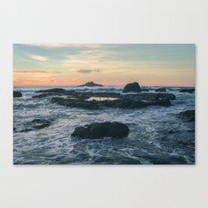 Road's End Canvas Print