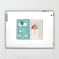 Always trust the weather Laptop & iPad Skin