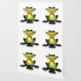 Jon Jade - The Cambodian Tree Frog Wallpaper