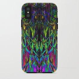 Backyard Batik iPhone Case