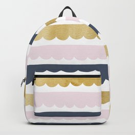 Trifle Pastel Gold Backpack
