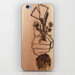 Weeding iPhone Skin