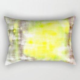 Bref apparition du soleil d'hiver Rectangular Pillow