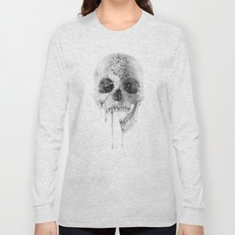Crystal Skull Long Sleeve T-shirt
