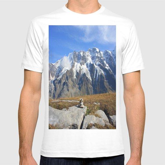 Trail Blazing the Alps T-shirt