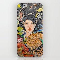 Gone Under iPhone & iPod Skin