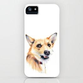 Kelpie Lily iPhone Case