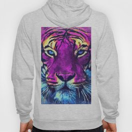 tiger purple spirit #tiger Hoody