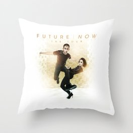 FNT Throw Pillow