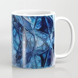 Milkweed Mandala | Deep Dream Edition 4 Coffee Mug