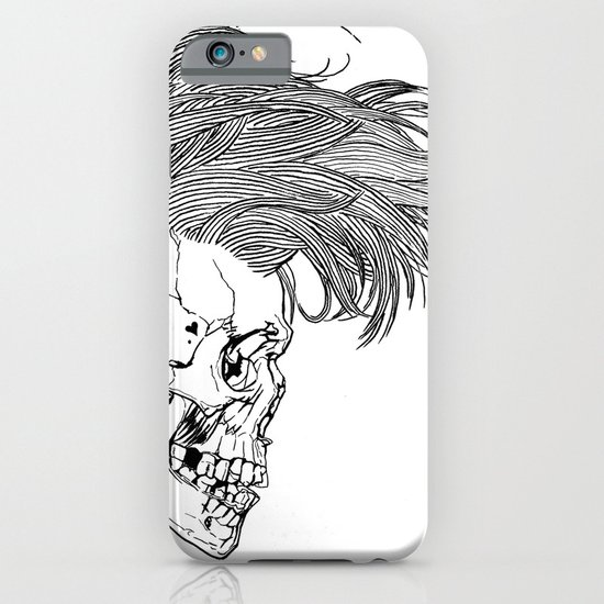 Death is New Punk iPhone & iPod Case