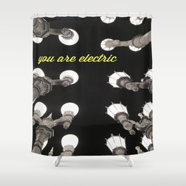 Get Electric Shower Curtain
