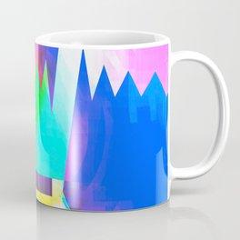 Pastel City Dreamscape Coffee Mug
