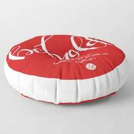 Be BOLD, eh?! - Canada 150 Collection Floor Pillow