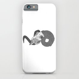 Remains iPhone Case