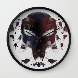 Ink Devil Wall Clock