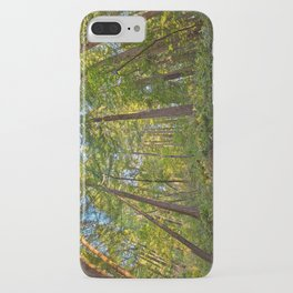 Muir Woods iPhone Case