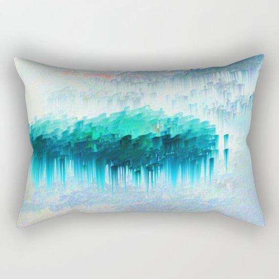 Frozen Island Rectangular Pillow