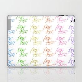 ROCCOC POP ART PATTERN CHERUB Laptop & iPad Skin