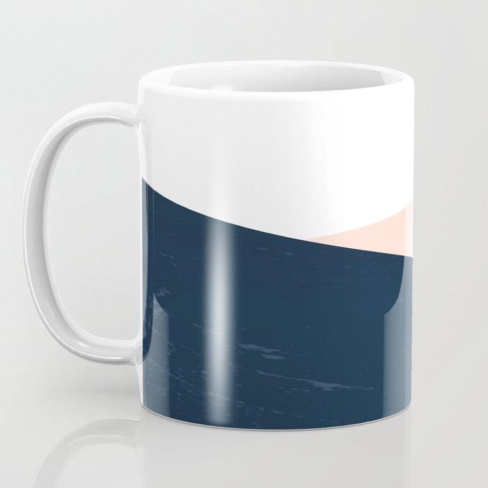 BLUE-ROSE Coffee Mug