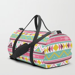 Batik Style 2 Duffle Bag