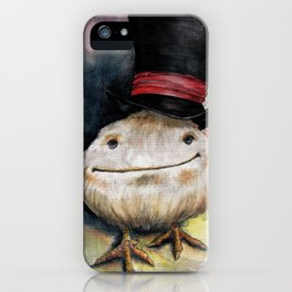 Herr Butter-Nugget iPhone Case