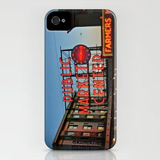 Seattle Slim Case iPhone (4, 4s)