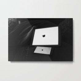 apple product Metal Print