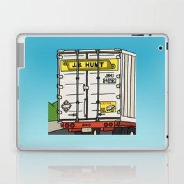 J.B. Hunt Laptop & iPad Skin