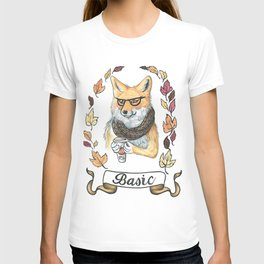 Basic fox T-shirt