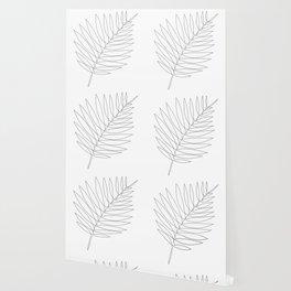 tropical single line Wallpaper