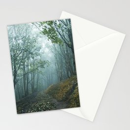 First touch of Autumn Stationery Cards