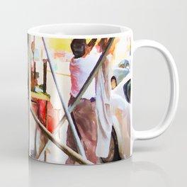 Street Vendors 2 Coffee Mug