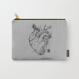 heart psdelux Carry-All Pouch