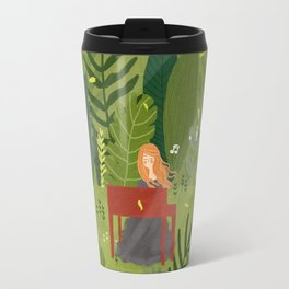 Melody and Forest Travel Mug